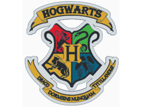 Harry Potter (Hogwarts) Logo HD