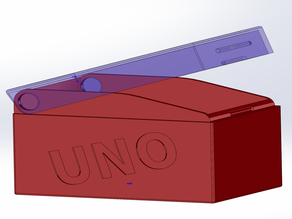 UNO card box