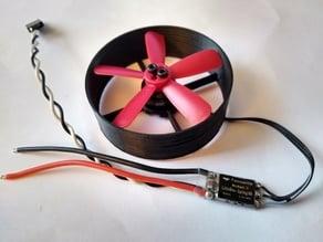 """50mm / 2"""" ducted fan for 110x motors."""