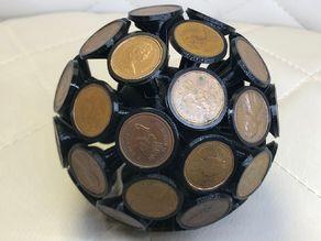Coin Ball Decor
