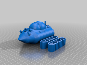 2 seater Tank