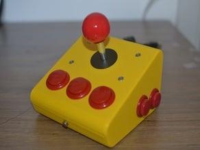 """""""The Cheese"""" Arcade Controller"""