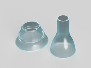 Mesh Resin/Paint Strainer (Nylon Mesh Holder)