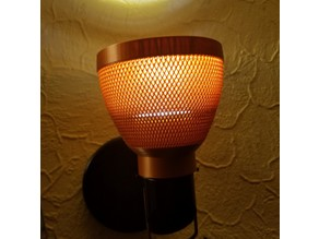 Lampshade for LED-Spot