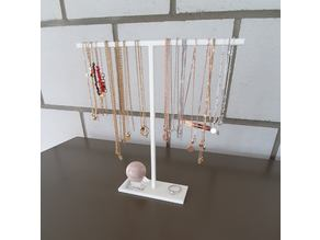 Decent Jewelry Stand T-Stand