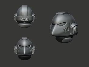 Beaky Style Space Helmet