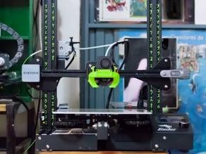 MATRIX MOD PROFILE (raining code) for any 3D printer