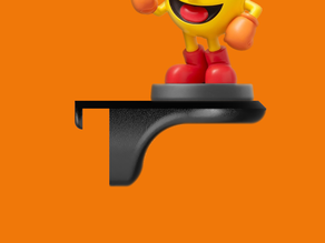 Amiibo Stand for TCL Series 5 TV