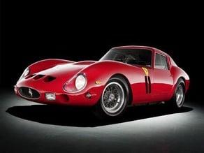 Classic Ferrari 250 GTO (Series I) 1962
