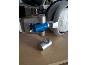 Sony MDR V700 spare part middle