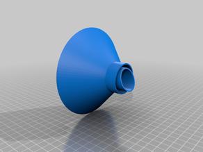 Tea strainer resin funnel/filter