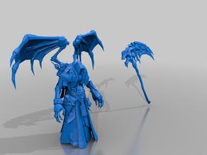 daemon prince - nurgle - tm