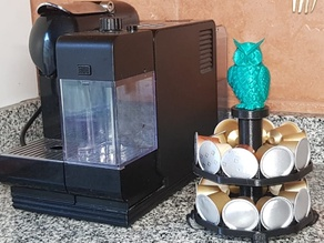 Buho Nespresso/ Nespresso Owl