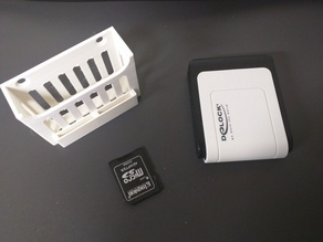 Wall mount Card-Reader / Wandhalterung für Kartenlesegerät