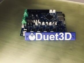 2020 Duet3D logo