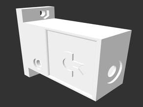 "ACTUALIZACION Carcasa para el ""DIY MP32C64 Datassette emulator kit"" de Kopsec"