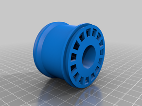 RC Car Rim / Wheel 2 inch for Traxxas 1/16