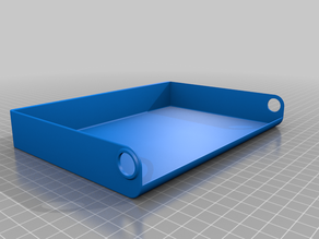 Storage Box for Resin Tubs (VAT) for ELEGOO Mars