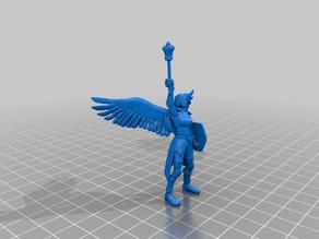 Basilean Elohi - Angelic Warriors