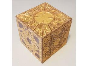 Puzzle Cube - Hard Mode