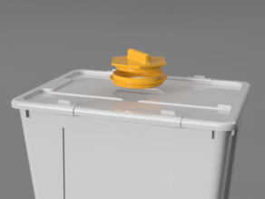 (Samla) drybox dehydrator adapter