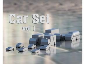 Car set Vol.1 [GreebleCity]