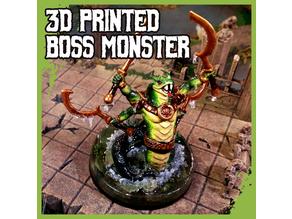 Yuan-Ti Boss Variant