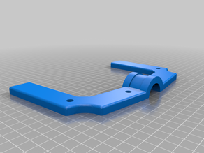 Keyblade Hand Guard-Remix (Ender-3)
