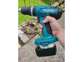 MAKITA 8391DWPE PA18 18V Drill to LXT Adaptor