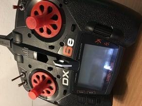 Spektrum DX6e Gimbal Protector