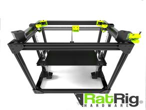 V-Core Pro (MGN15 Linear Rail Based 3D Printer)