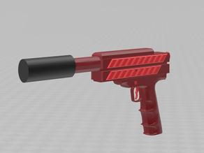 Double Red Gun