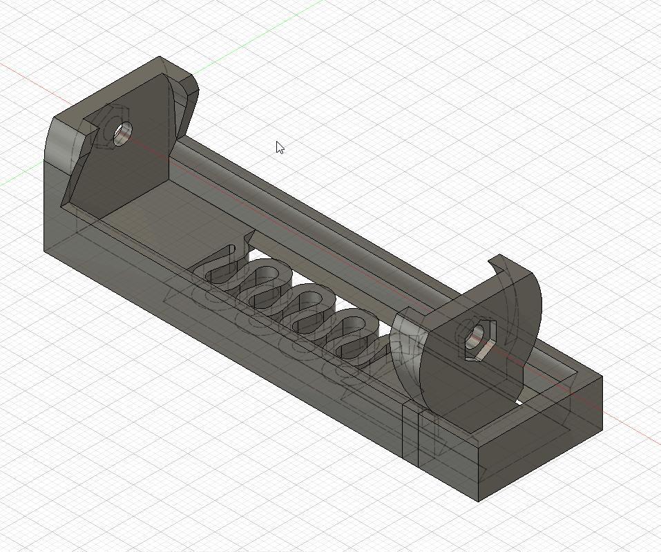18650 holder case