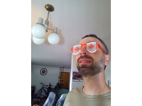 2 Color Canada Shutter Shades
