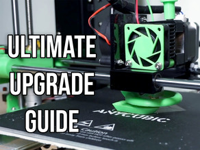 ANET A6 / A8 ULTIMATE Upgrade Guide