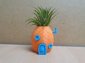 Spongebob Pineapple House Planter