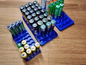 Customizable Battery Tray Inline