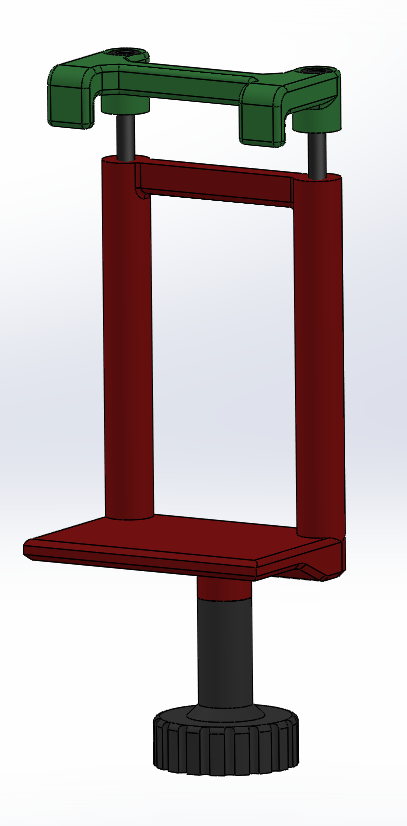 [V1] Phone Stand for tripods
