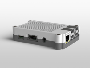 Raspberry Pi 3B+ Case
