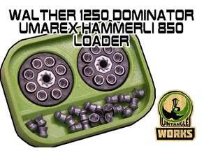 Walther 1250 Dominator Umarex Hammerli 850 loader