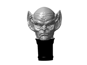 Detailed Vampire Topper ($7 Cane/Walking Hiking Sticks)
