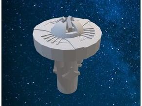 Star Trek Dominion Outpost Base Jem'Hadar