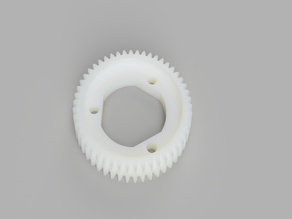 Traxxas Slash 50 Tooth Spur Gear for Center-Diff M0.8