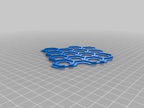 Hex Quest Interlocking Tile Grid v2