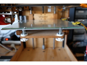 3-point levelling for Ultimaker Original (with heated bed)