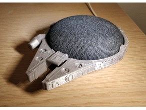 Falcon Google nest mini holder