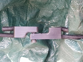 8mm bungee cord (shock cord) clasp