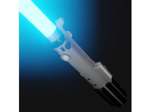 Luke's Lightsaber as seen on Star Wars: A New Hope