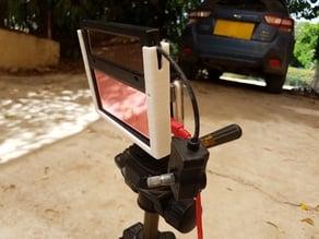 GoPro welding Auto Darkening filter mount