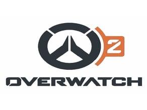 Overwatch 2 wall art